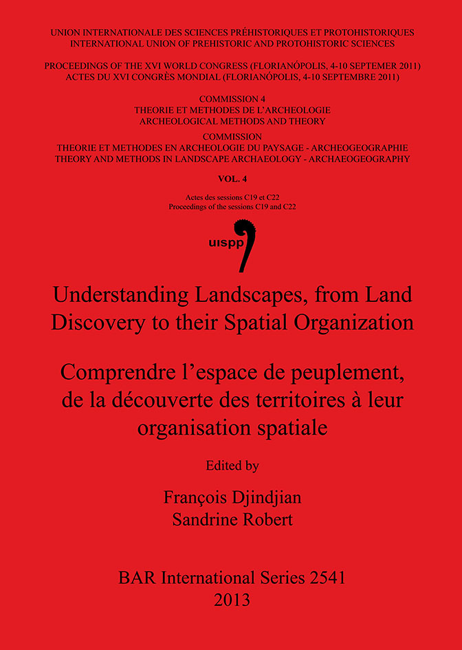 Understanding Landscapes, from Land Discovery to their Spatial Organization