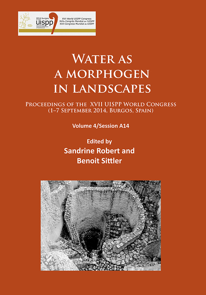 Water as a morphogen in landscapes